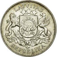 Monnaie, Latvia, 2 Lati, 1926, TTB+, Argent, KM:8 - Lettonie