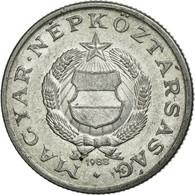 Monnaie, Hongrie, Forint, 1988, Budapest, TTB, Aluminium, KM:575 - Hongrie