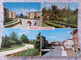 Bosnia Hercegovina - Unused Postcard - Bugojno - Multiview - Bosnie-Herzegovine