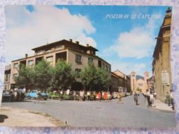Bosnia Hercegovina - Unused Postcard - Capljina - Hotel (?) - Bosnie-Herzegovine