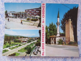 Bosnia Hercegovina - Unused Postcard - Lasvanske Regije - Multiview Panorama Mosque - Bosnie-Herzegovine