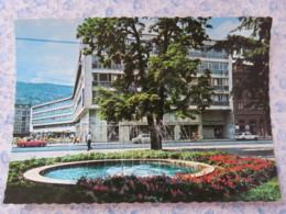 Bosnia Hercegovina - Unused Postcard - Sarajevo - Building Fountein - Bosnie-Herzegovine