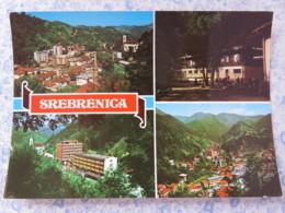 Bosnia Hercegovina - Unused Postcard - Srebrenica - Multiview - Bosnie-Herzegovine