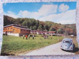 Bosnia Hercegovina - Unused Postcard - Sutjeska National Park - Youth Centre - Car VW Beetle - Bosnie-Herzegovine