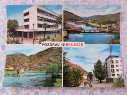 Bosnia Hercegovina - Rep. Srpska - Unused Postcard - Bileca - Multiview - River Bridgewatermill - Bosnie-Herzegovine