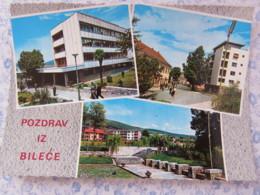 Bosnia Hercegovina - Rep. Srpska - Unused Postcard - Bileca - Multiview - Bosnie-Herzegovine