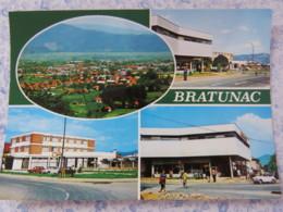 Bosnia Hercegovina - Rep. Srpska - Unused Postcard - Bratunac - Multiview - Bosnie-Herzegovine