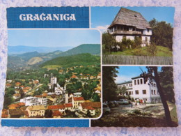 Kosovo - Unused Postcard - Monastery Of Gracanica - Multiview - Kosovo