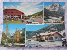 Slovenia - Unused Postcard - Korensko - Mountains - Citroen Car - Pines - Bank - Slovénie