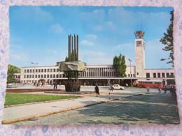 Slovenia - Unused Postcard - Maribor - Building Statue Car VW Beetle Bus - Slovénie