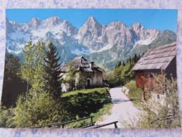Slovenia - Unused Postcard - Martuljek - Mountains - Slovénie