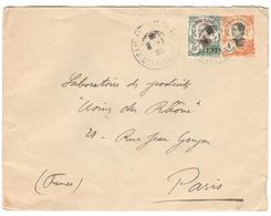 11879 - Entier Pour La France - Indochine (1889-1945)