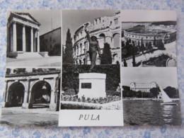 Slovenia - Unused Postcard - Pula - Archaeology - Theatre - Castle - Slovénie
