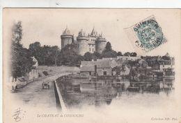 Cp , 35 , COMBOURG , Le Château - Combourg