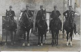 Militaires à Cheval-MO - Personnages