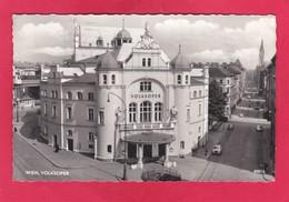 Old Post Card Of Volksoper,Wien,Vienna, Vienna, Austria .V62.. - Vienna Center