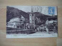 Les Breviaires Savoie Recette Auxiliaire Sur Lettre - Marcophilie (Lettres)