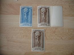 Erinnophilie  Lot De 3  Pavillon Demarsan  Exposition Philatelique 1925   Vignette Timbre - Erinnophilie