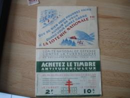 Erinnophilie  Carnet Antituberculeux 1934 Bo Oxyne Dentifrice Nestle Vignette Timbre - Antituberculeux
