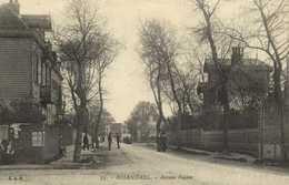 ROSENDAEL Avenue Vallon RV - France