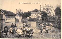 Romorantin - Le Lavoir De La Pelure - Lavandières - Cecodi N'55 - Romorantin