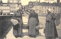 Types Du Centre - Groupe De Maraîchères Des Environs De Blois - Cecodi N'916 - Blois
