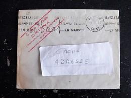 LYON PREFECTURE - RHONE - FLAMME P.P. PORT PAYE 1935 VENEZ FOIRE INTERNATIONALE DE LYON EN MARS - Poststempel (Briefe)