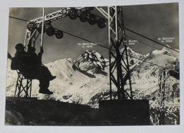 AOSTA - La Thuile - Stazione Superiore Della Seggiovia Golette - Les Suches - Funivia - 1953 - Aosta