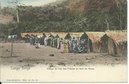 Congo,village De L'ile Des Princes En Face De Boma - Belgisch-Congo - Varia