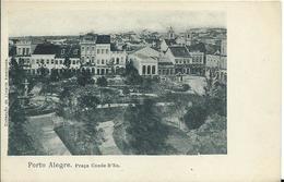 Porto Alegre,praca Conde D'eu - Porto Alegre