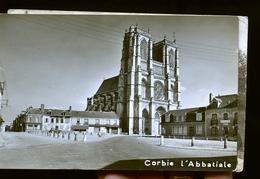 CORBIE  PHOTO CARTE            JLM - Corbie
