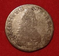 ALLEMAGNE. BRANDENGURG PRUSSIA 3 GROSCHEN 1695. FRIEDRICH III. ARGENT. SILVER. GERMANY. - Other