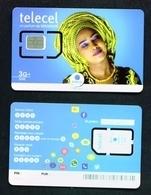 MALI - Mint/Unused SIM Card With Intact Chip - Mali