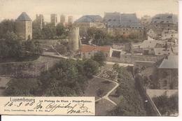 LUXEMBOURG LE PLATEAU DE RHAM - Luxembourg - Ville