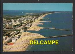 DF / 34 HÉRAULT / MAUGUIO - CARNON / CARNON-PLAGE / VUE GENERALE AÉRIENNE / 1981 - Mauguio