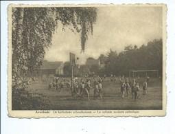 Averbode Katholieke Schoolkolonie ( Basket Ball ) - Scherpenheuvel-Zichem