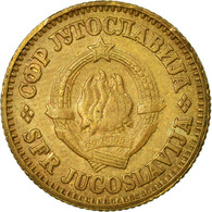 Monnaie, Yougoslavie, 10 Para, 1978, TB, Laiton, KM:44 - Yougoslavie