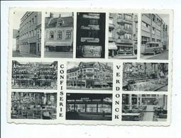 Confiserie VERDONCK - Veurne - Furnes - De Panne - Koksijde - Coxyde - Babelutten - Babeluttes - Belgium