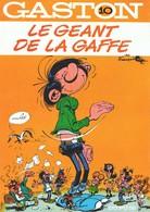 GASTON LAGAFFE - 10 - Le Géant De La Gaffe - DUPUIS - Gaston