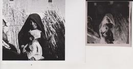 Qous  EGYPT  Celluloid Photographic Negative Contact Photographs Negatives Cynthia Ellis Egypte AFRICA - Africa