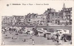 Middelkerke Plage Et Digue - Middelkerke