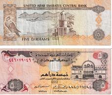 Emirats Arabes Unis 5 Dirhams - Emirats Arabes Unis