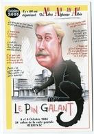 VEYRI - Carte Du Salon De MERIGNAC - 2005 - Alphonse ALLAIS - Voir Scan - Veyri, Bernard