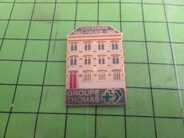 115d Pins Pin's / Rare & Belle Qualité THEME : MARQUES / GROUPE THOMAS CENTENAIRE DE LA FACADE 1893 1993 - Trademarks