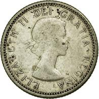 Monnaie, Canada, Elizabeth II, 10 Cents, 1960, Royal Canadian Mint, Ottawa, TB+ - Canada