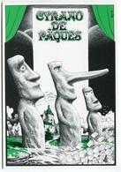 VEYRI - BERGERAC - 6° Salon De La Collection - Cyrano - Ile De Pâques  - 1994  - Voir Scan - Veyri, Bernard