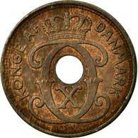 Monnaie, Danemark, Christian X, Ore, 1938, Copenhagen, TTB, Bronze, KM:826.2 - Danemark