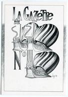 VEYRI - La Gazette De Sizi - Escargot  - 1991  - Voir Scan - Veyri, Bernard