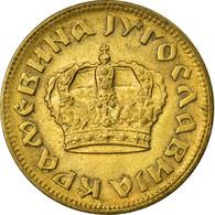 Monnaie, Yougoslavie, Petar II, 2 Dinara, 1938, TB+, Aluminum-Bronze, KM:21 - Yugoslavia