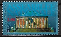 FRANCE   -   1995.    Y&T N° 2945 Oblitéré Cachet Rond   . Assemblée Nationale - France